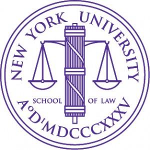 NYU Law Seal